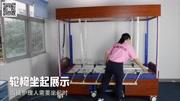這才叫女漢子,打造一張多功能收納床,空間多到無法想象