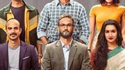 印度國寶級演員阿米爾汗《摔跤吧爸爸》幕后