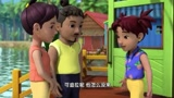 超级飞侠 第7季 第12集 泰国的水上市场