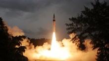 印首次夜间发射核导弹,印:可避开邻国监视,印迈出重要一步