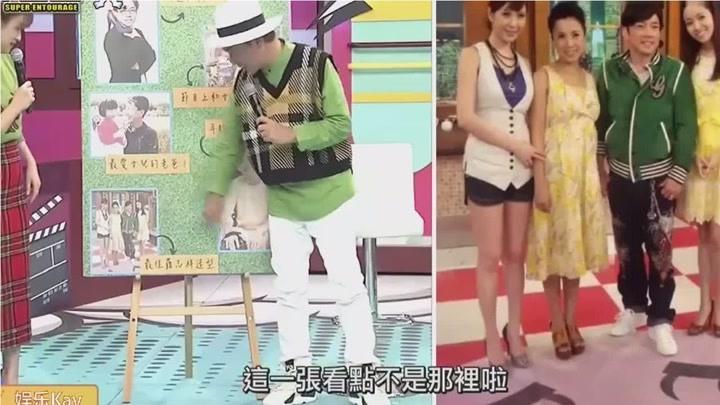 陳漢典緋聞女友邱慧雯,吳宗憲問到1為什么去北京,理由好有道理