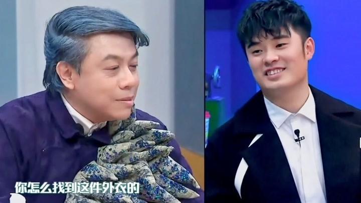 """陳赫被康永哥三句懟到啞口無言,""""你老婆喜歡跟誰拍吻戲""""?"""