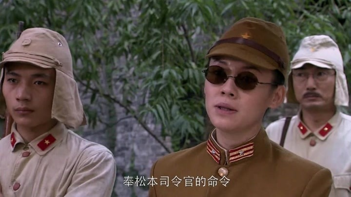 五號特工組:特工假借日軍長官之名救人,眼看就要成功,最后一步卻暴露身份