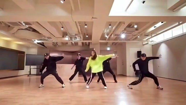 林允儿cover男团舞 NCT127,EXO,防弹少年团,SEVENTEEN