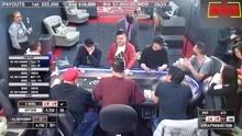 德州扑克:国外5000美元SNG比赛 01