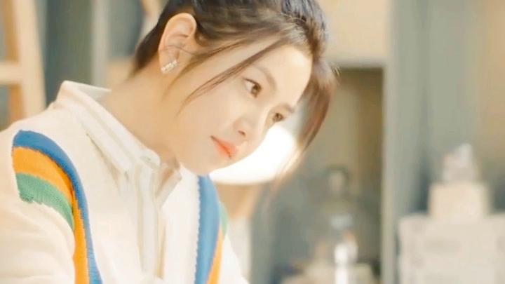 陳妍希自曝體重創新高,看到她的自拍后,我信了