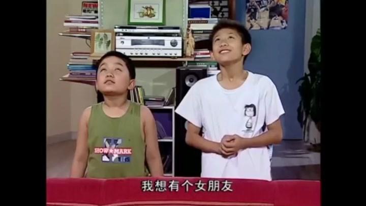 【張一山對著劉星許心愿 】《家有兒女》劉星的嘴開過光!小時候想當中國的拳王阿里,想要去當兵,現在都實現了哈哈強推這波視頻