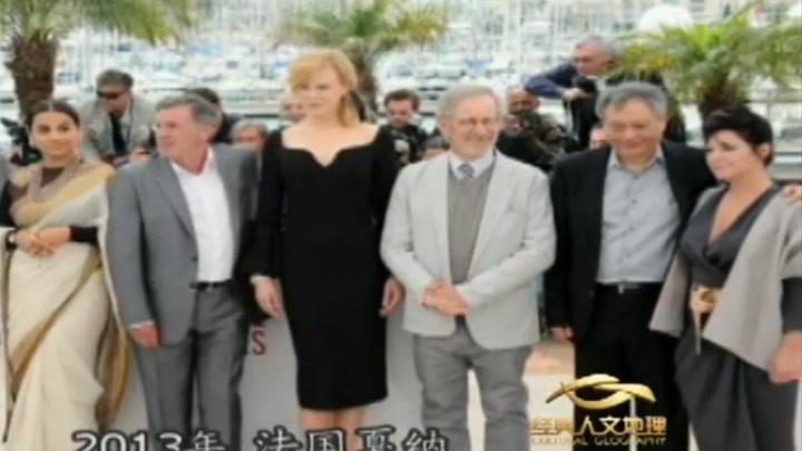 2013年的戛納電影節上,李安與斯皮爾伯格被記者問到尖銳問題!