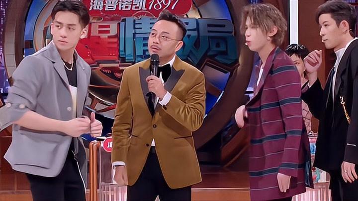 郭采潔和田源上演互扇戲份,沒想到郭采潔真下狠手?!