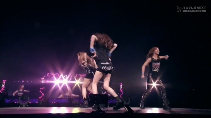 f(x)  'Electric Shock' SMTOWN LIVE 东京场